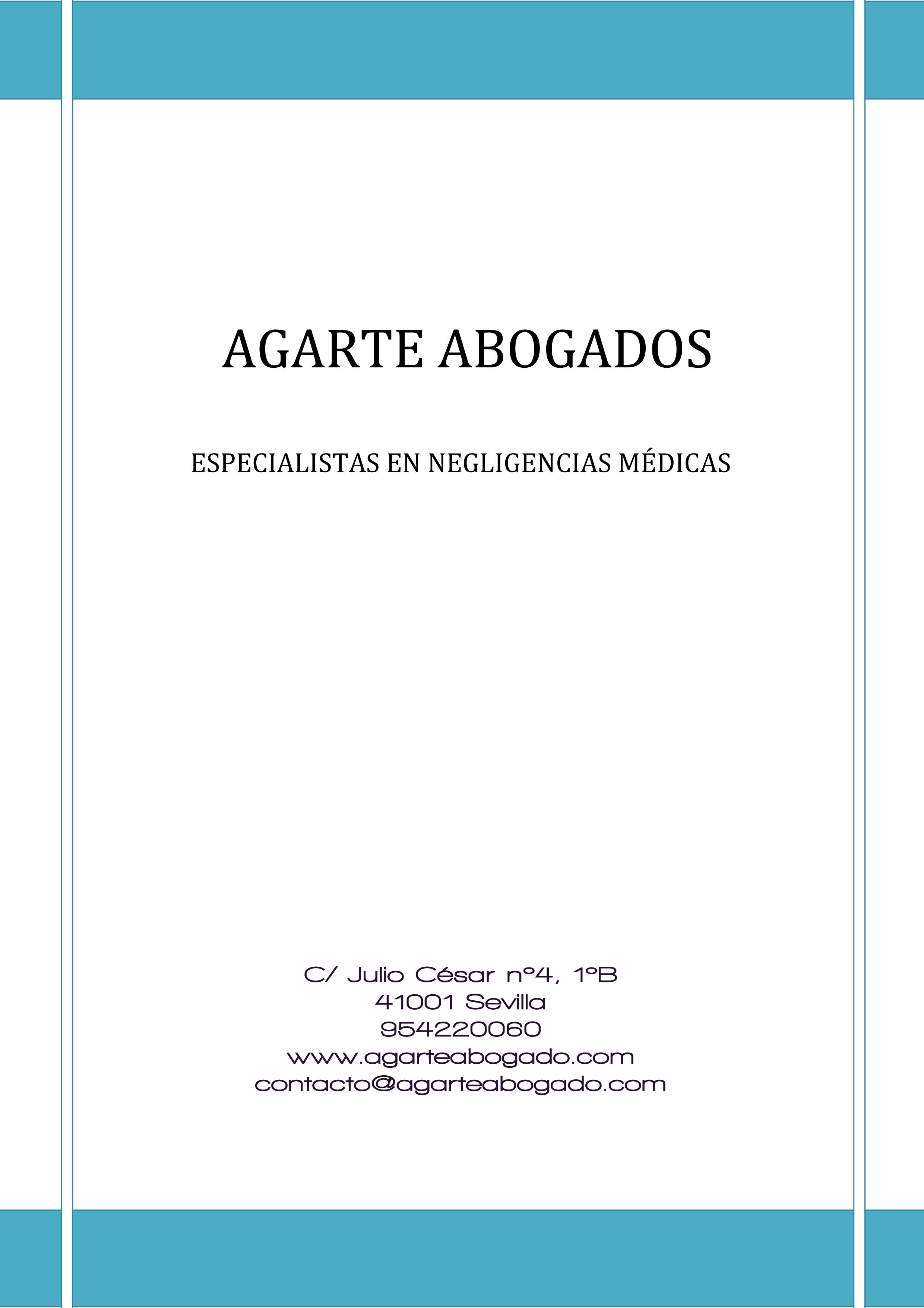ESPECIALISTAS EN NEGLIGENCIAS MÉDICAS